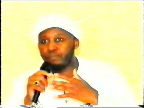 AL- FATHI BREMEN SHEIKH TIGAN SECKA CONFERENCE IN DENMARK PART 4 2004