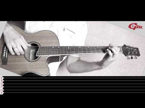 the-beginning---ryan-arcand.-acoustic-guitar-lesson-5.-ending.