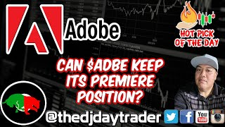 HOT PICK OF THE DAY FOR 12-13-19 $ADBE