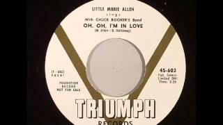 Little Marie Allen --- Oh, Oh, I