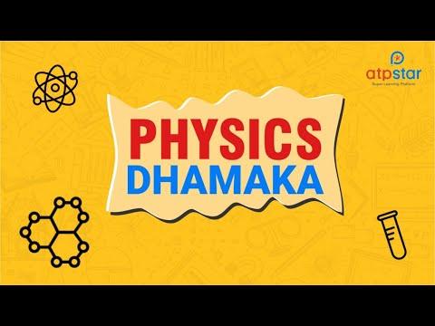 Physics at ATPSTAR - By Shantanu sir