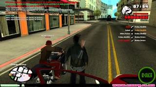 GTA San Andreas PC Multijoueur : Dual Commentary fr [HD]