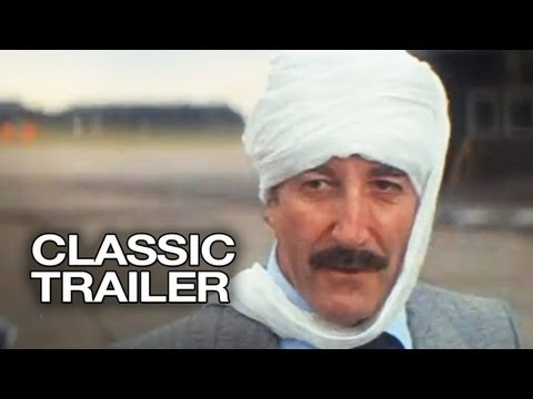 The Pink Panther Strikes Again Official Trailer #1 - Herbert Lom Movie (1976) HD