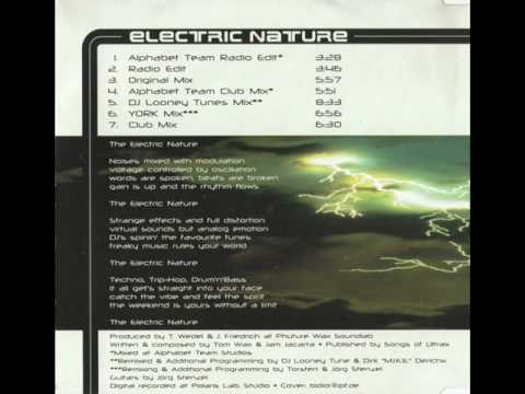 Electric Nature - Electric Nature (DJ Looney Tunes Mix)