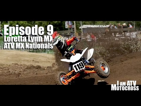 I AM ATV MOTOCROSS: EP9 [Loretta Lynn MX]
