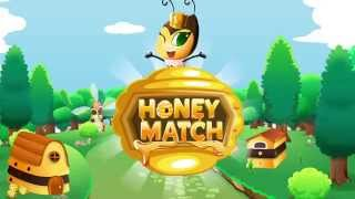 Honey Match - Game Trailer Preview