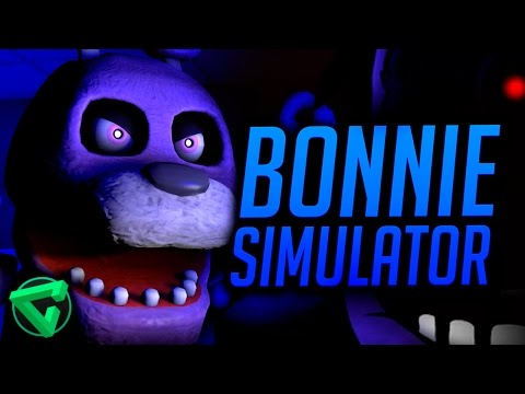 BONNIE SIMULATOR - Five Nights at Freddy's Fan Game | iTownGamePlay