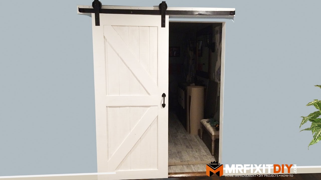 Barn Doors For Homes Diy Sliding Barn Door