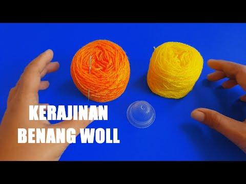 Kerajinan tangan terbaik 2018 dari Benang Woll | Kreasinya Idetrik