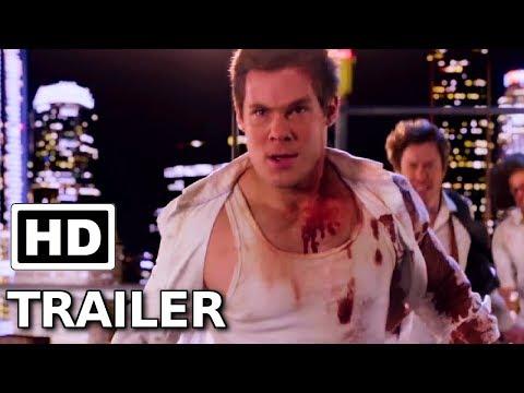 Game Over, Man! Trailer #1 (2018)   Lochlyn Munro   Sugar Lyn Beard   Neal McDonough