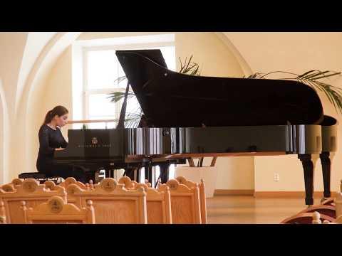 """Alla Belova - Tchaikovsky """"Un Poco Di Chopin""""/Чайковский """"В манере Шопена"""""""