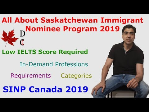 Saskatchewan Immigrant Nominee Program 2019 | All About SINP Canada