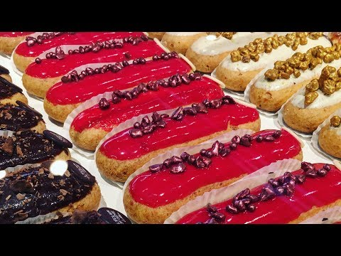Outstanding Pastries and Cakes in  Paris in Galerie Lafayette Gourmet