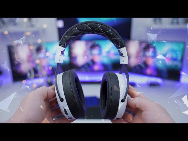 CORSAIR HS70 WIRELESS GAMING HEADSET REVIEW!