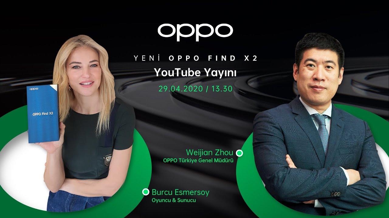 Find X2 hediyeli / Oppo Find X2 Türkiye Lansmanı Premiere
