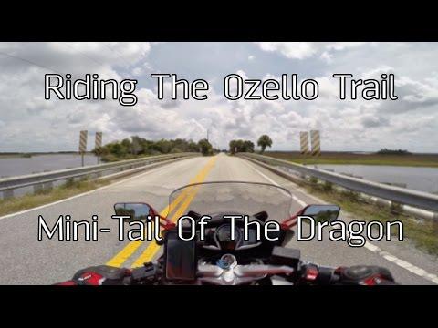 Ozello Trail Ride Mini Tail Of The Dragon In FL