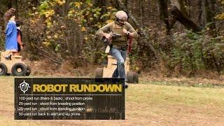 Training with VATA Group, The Robot Rundown: GunVenture|S1 E2 P4