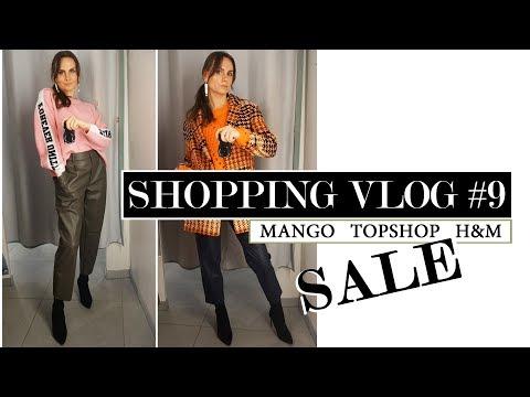 SHOPPING VLOG #9...SALE...Что купить на распродаже!!!