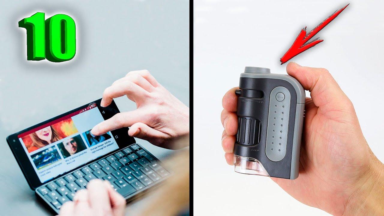 10 Cool Products Aliexpress & Amazon 2020 | New Future Tech. Amazing Gadgets Kickstarter