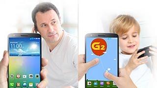 Обзор LG G3 гостевой режим(Обзор гостевого режима в смартфоне LG G3, как включить его и как настроить., 2014-08-17T08:21:31.000Z)