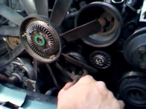 1999 mercedes e320 engine diagram changing a 1991    mercedes    190e alternator and belt youtube  changing a 1991    mercedes    190e alternator and belt youtube