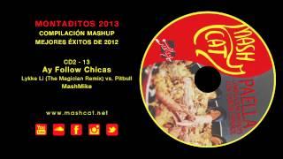 Paella 2013 13 MashMike - Lykke Li (The Magician Remix) vs. Pitbull - Ay Follow Chicas