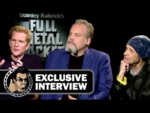 FULL METAL JACKET Exclusive 30th Anniversary Cast