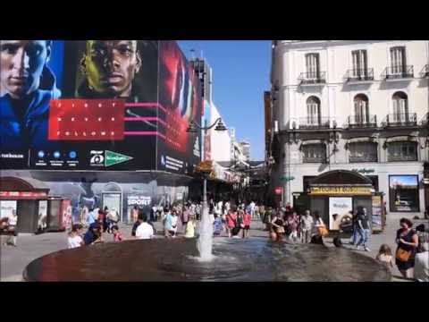 HIGHLIGHTS MADRID SPAIN - TOP TRAVEL ATTRACTIONS