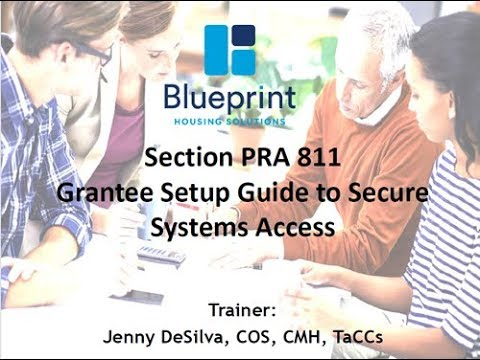 Section 811 PRA - HUD Secure Systems Grantee Set-up Guide ...