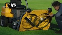 Stiga Park Quick Flip: Rasenmähen leicht gemacht