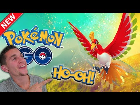 Download Youtube: *NEW LEGENDARY IN POKÉMON GO!* HO-OH IS NOW A LEGENDARY RAID BOSS!