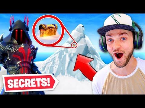 *NEW* Fortnite SEASON 7 - SECRETS!