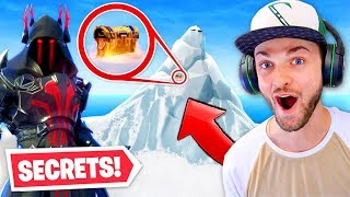 *NEW* Fortnite SEASON 7 - SECRETS!