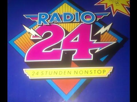 Radio 24 Ufsteller vom 19-11-1980 ab  06 03 Uhr bis 06 50 Uhr