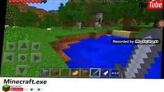 YouTube də necə minecraft oynamaq olur?!