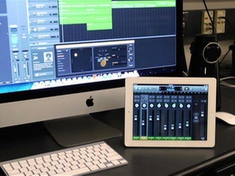 Interactive Wallpaper Iphone X Logic Pro X Controls Your Mac Music Studio Via Ipad Youtube