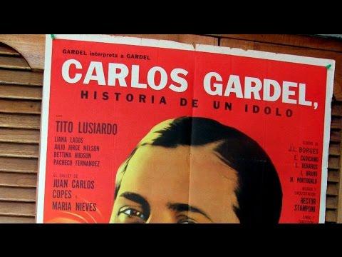 Película CARLOS GARDEL, HISTORIA DE UN ÍDOLO - 1964  / Tito Lusiardo, Julio Jorge Nelson