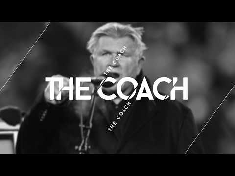 Coach Mike Ditka Offers Words of Inspiration