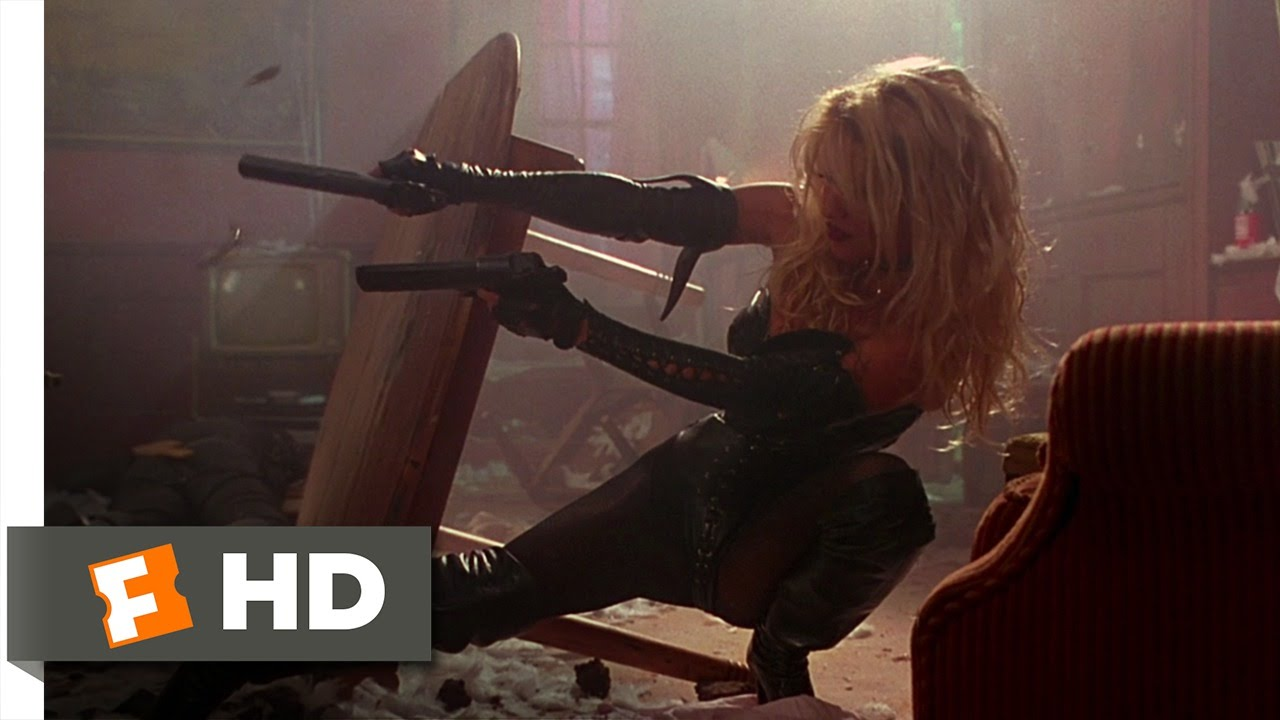 Barb Wire (3/10) Movie CLIP - Don\'t Call Me Babe (1996) HD - YouTube