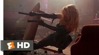 Barb Wire (3/10) Movie CLIP - Don't Call Me Babe (1996) HD