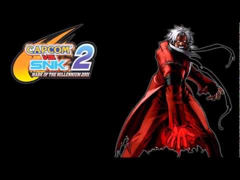 Capcom vs. SNK 2 OST - The Lord GOD (God Rugal's Theme)