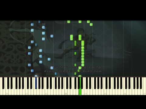 【Piano】 Arslan Senki OP - Boku no Kotoba de wa Nai Kore wa Boku tachi no Kotoba (UVERworld)