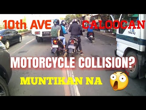 CHANGE TIRES (CORSA) | MOTORCYCLE COLLISSION | 10TH AVE CALOOCAN