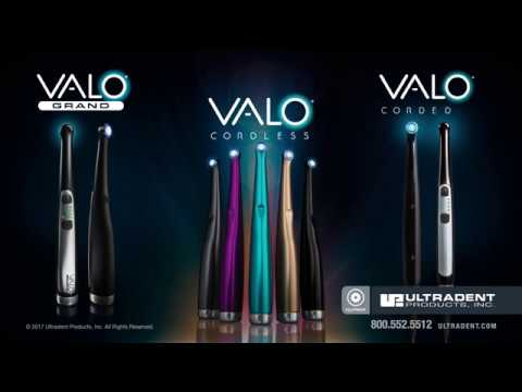 Ultradent Valo Curing Light Review By The Dental Warrior