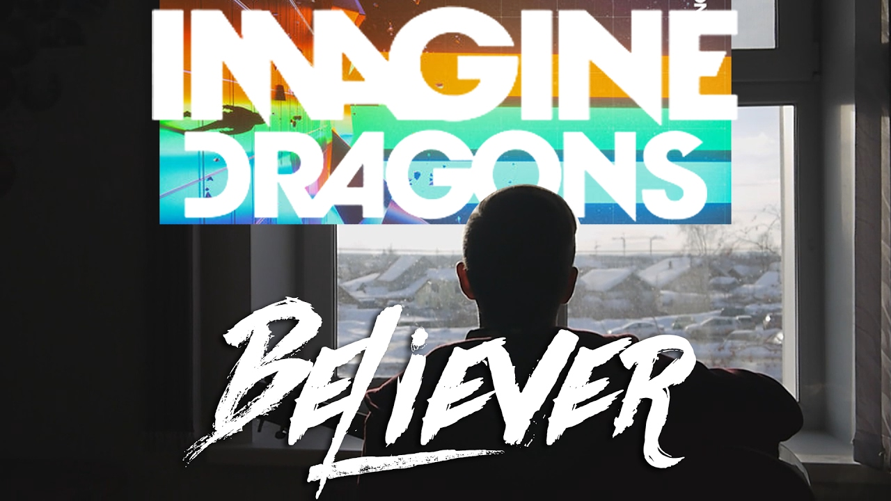 IMAGINE DRAGONS BELIEVER 3 46