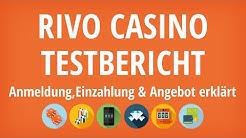 Rivo Casino Testbericht: Anmeldung & Einzahlung erklärt [4K]