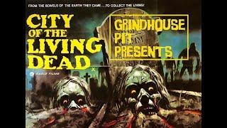 """Обзор фильма """"Город Живых Мертвецов""""/""""City of The Living Dead"""" (1980)"""