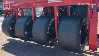 RACER: IndyCar Tire Dragon Tech at Phoenix