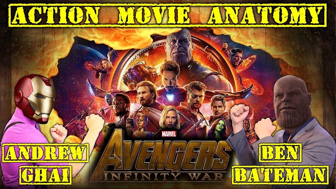 Avengers Infinity War 2018 Action Movie Anatomy Youtube