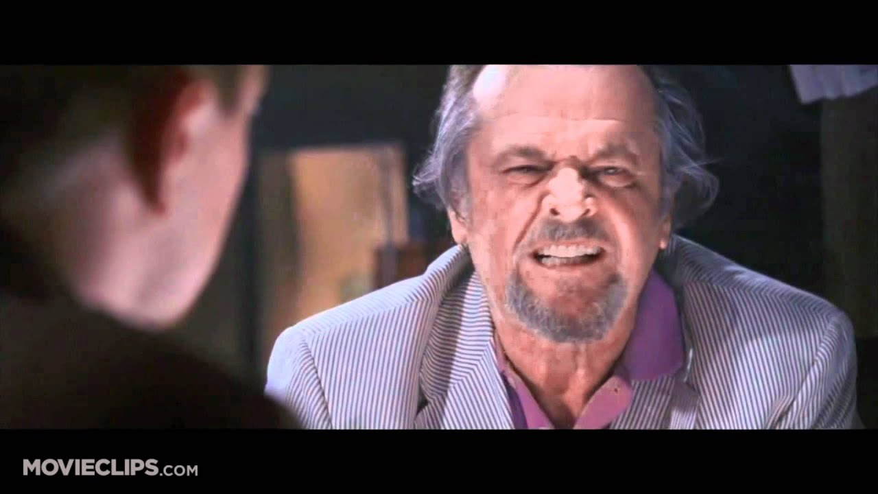 The Departed - Rat Scene - YouTube